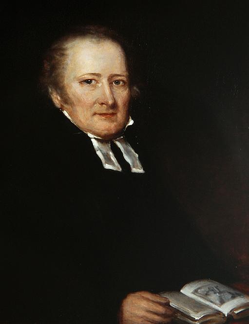 Reverend Joseph Claude Meffre