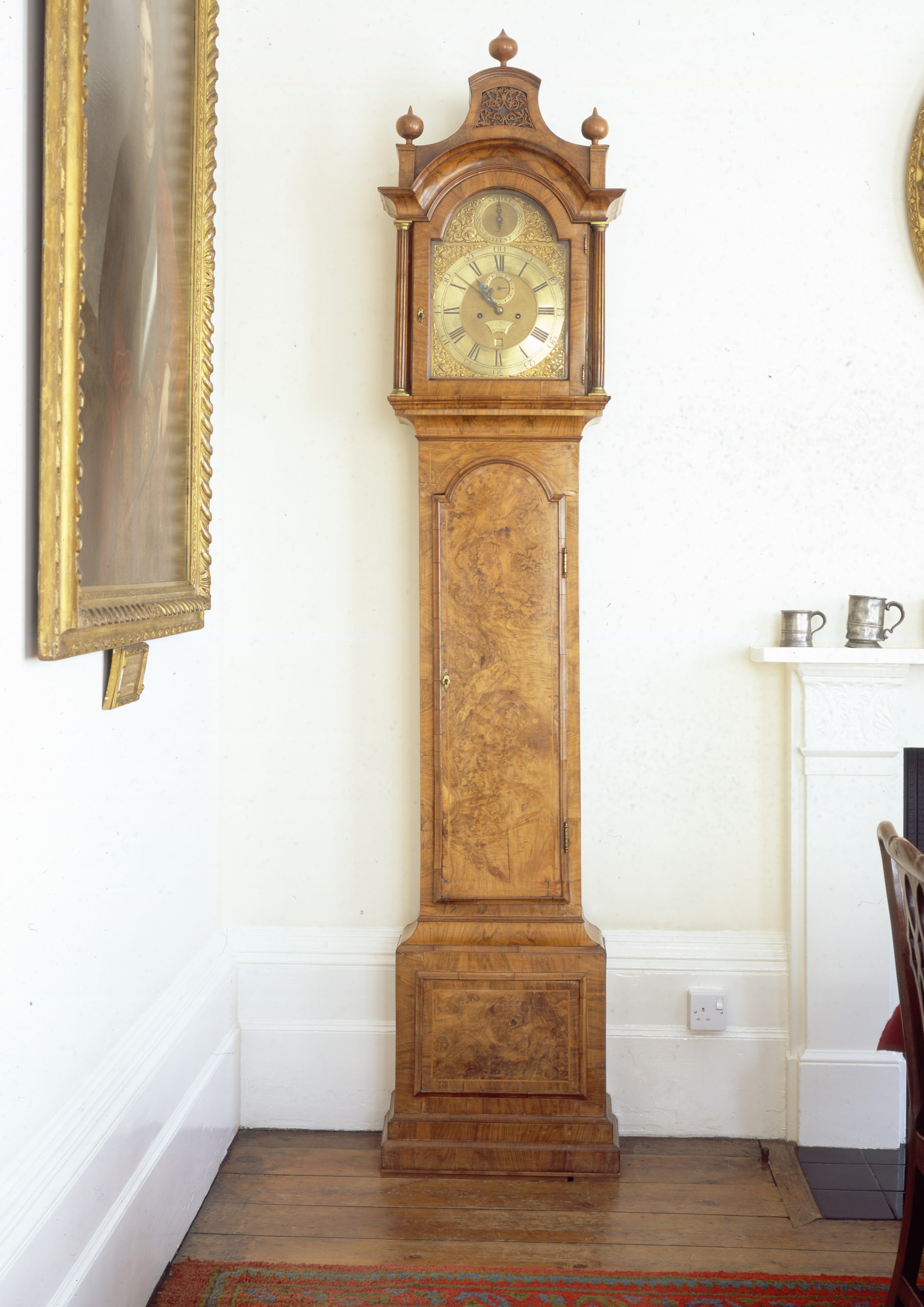 Charles Cabrier Clock
