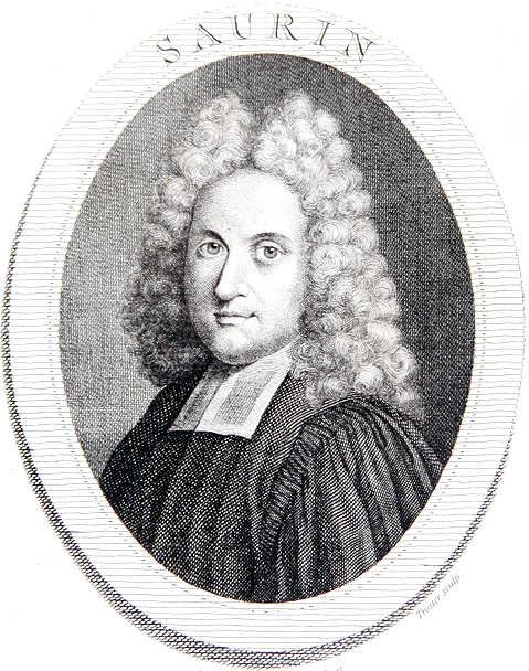 Reverend Jacques Saurin