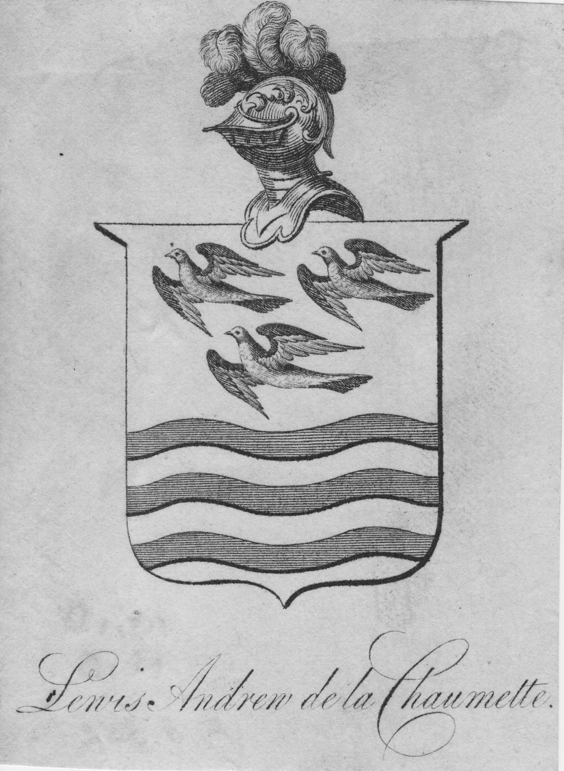 Lewis Andrew de la Chaumette