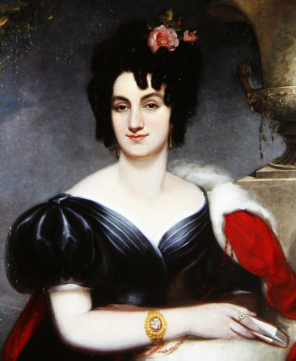 Louisa Grellier
